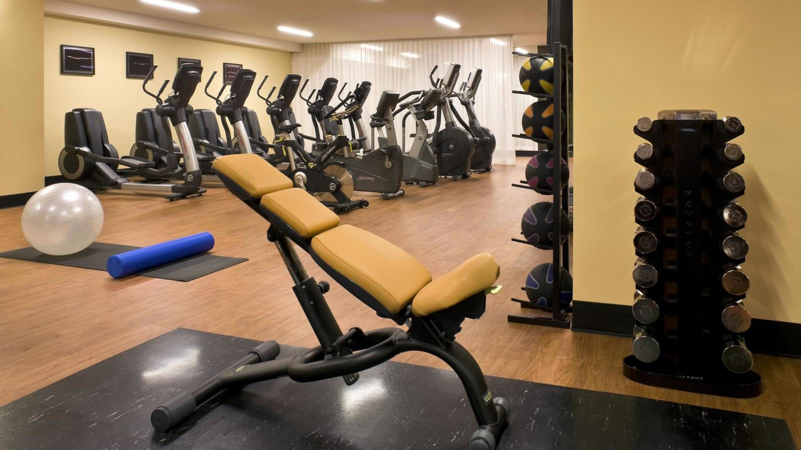 Fitness Center | The Nines, Portland